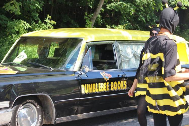 Bumblebee Books by Cary Colwell