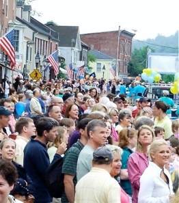 Old Hallowell Day 2010