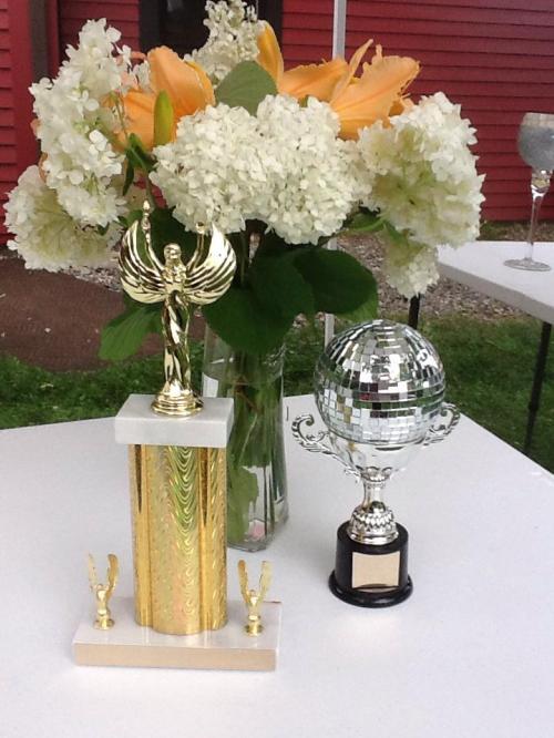 Age Right Fitnes Grand Marshall Award