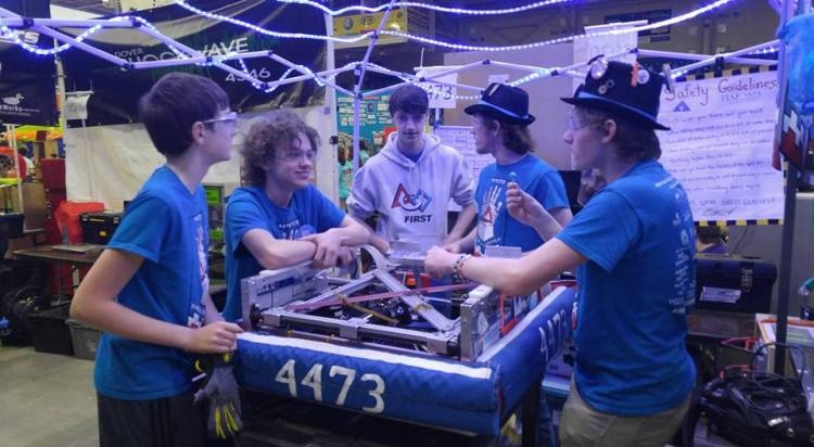 Delta Prime Robotics Team