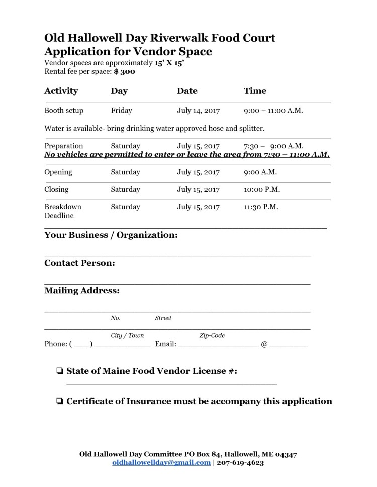 OHD Food Court Application 2017-002-002